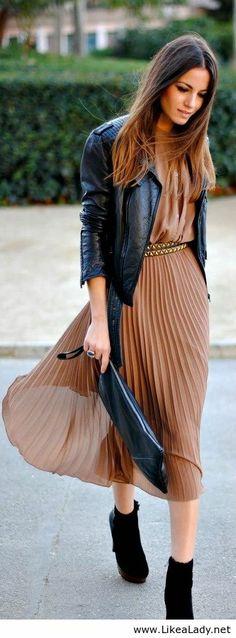 Beautiful dress and jacket @}-,-;--