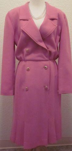Oscar de la renta Pink Dress $75