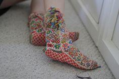 socks - wow!