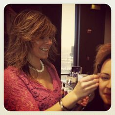 Sarah: An incredibly talented stylist with a smile that will warm your heart. #salonaria