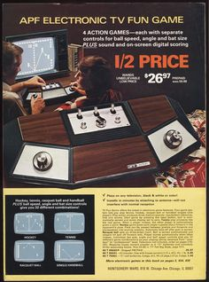 1977 Montgomery Ward Christmas Catalog TV