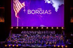 International TV Series Gala- pic. Wojciech Wandzel  #fmf2015 #filmmusicfestival #krakowfilmmusicfestival #fmf #TheBorgias