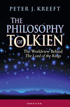 The Philosophy of Tolkien To learn more about J.R.R. Tolkien visit www.TolkienLewisBooks.comWhile nothing can equal or replace the adventure in reading Tolkien's masterwork,