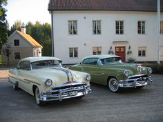 1953 Pontiacs