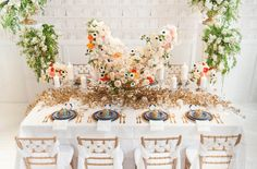 Today we're sharing GORGEOUS #weddingideas inspired by @paulocoelho's novel The Alchemist http://wedluxe.com/?p=54243