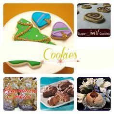 Yummy Cookie Recipes #cookies #holidays www.ducksnarow.com