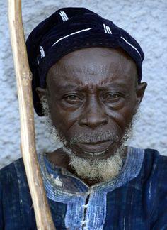 Village Elder . Ghana