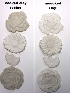 like cold porcelain and paper mache clay. The post DIY Hybrid Art Clay {crafty recipe} 2019 appeared first on Clay ideas. Homemade Clay Recipe, Homemade Art, Polymer Clay Projects, Polymer Clay Crafts, Polymer Clay Recipe, Biscuit, The Frugal Crafter, Hybrid Art, Paper Mache Clay