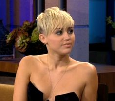 Miley Cyrus Short Hairstyles | Home » Uncategorized » Miley Cyrus » Miley Cyrus Haircut 2013 Image