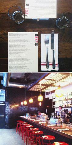 LA:  Bestia restaurant