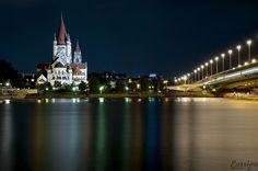 Vienna, Austria - Franz-von-Assisi-Kirche
