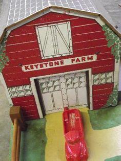 Keystone barn
