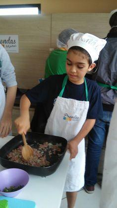 Mini chef Prendas Minhas! Acesse www.prendasminhas.com.br