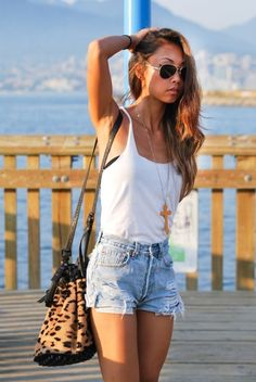 How to Style a Basic Tank