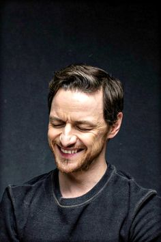 James McAvoy, Photo by David Levene for The Guardian.