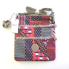 NWT Kipling Keiko Mini Crossbody Bag Printed Dream AC7906 #Kipling #MiniCrossbody