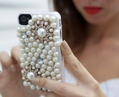 Bling iPhone Case- When I get a new phone!