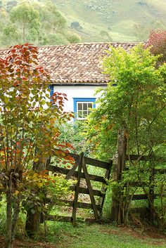 Another peaceful storybook cottage . . .