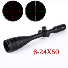 69.89$  Watch now - http://ali1xk.worldwells.pw/go.php?t=32761746436 - Hunting SNIPER 6-24X50 Sight Rifle Scope Tactical Optics Tactical Telescopic Sight outing