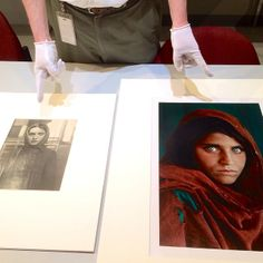world famous works of Lewis Hine and Steve McCurry in the George Eastman House International Museum of Photography and Film archives.