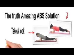 *Amazing Abs Solution* - This Abs Exercises For WOMEN