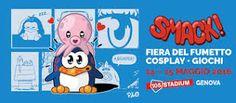 Poesie da Rose Isax: 6ª edizione di SMACK! – Fiera del Fumetto-Cosplay-...