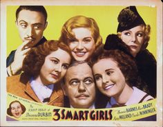 (1936) Three Smart Girls