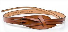 rilleau knotted belt