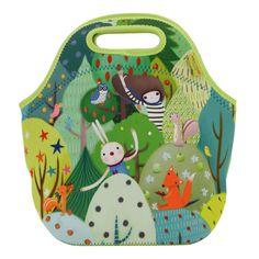 Kori Kumi Toodle Pip Neoprene Lunch Bag