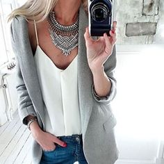 Enchanted Boho Statement Necklace #fashionista #outfitoftheday #ootd - 26,90 € @happinessboutique.com