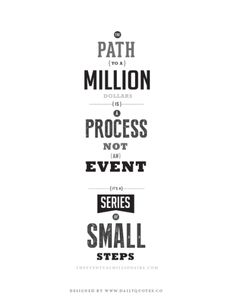 Success Quotes - Buy quote posters for Christmas gifts at http://dailyquotes.co