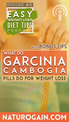 Garcinia Cambogia Pills Review | Weight Loss Results (Shocking) Truth 👉 Pure Garcinia Cambogia pills are popular natural supplements for weight loss across all age-groups due to their effectiveness and safety. Garcinia Cambogia customer reviews state that people from all over the world have gained outstanding results from these supplements. #garciniacambogia #garcinia #puregarcinia #podcast #podcasts #weightloss #weightlosspills #loseweight #fatloss #bellyfat #getslim #obesity #slimming…
