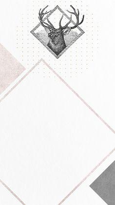 Rhombus Deer Frame Design Mobile Phone Wallpaper Premium Image By ! rhombus deer frame design handy-hintergrund premium image by Rhombus Deer Frame Design Mobile Phone Wallpaper Premium Image By ! Handy Wallpaper, Framed Wallpaper, Mobile Wallpaper, Iphone Wallpaper, Wallpaper Space, Mobile Phone Logo, Best Mobile Phone, Geometric Deer, Geometric Background