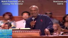 Teens Youth Ministry: Bishop Noel Jones 4-20-14 God Is No Ordinary Lover...