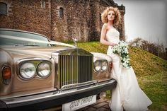 Rolls-Royce Shadow - a favourite for your wedding car www.goldchoiceweddingcars.co.uk
