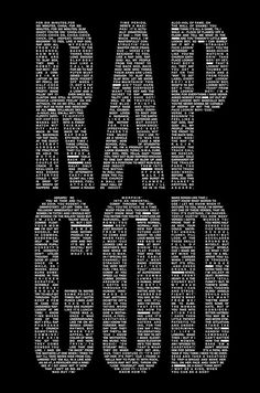 Rap God lyrics What put him into the Guinness Book of World Records