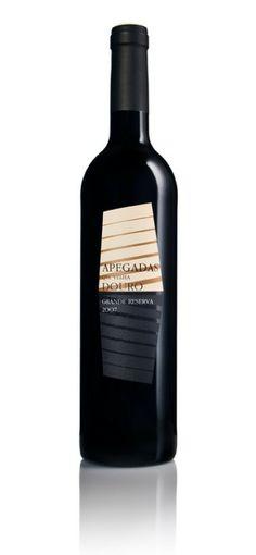 APEGADAS Wine  www.mpfxdesign.com
