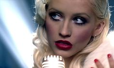 Christina Aguilera 'Ain't No Other Man', retro style! <3