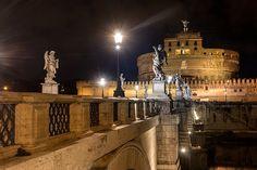 Roma, Noche, Italia, Vaticano