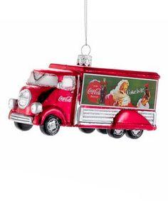 Coca-Cola | Zulily Pepsi, Coke, Coca Cola, Christmas Ornaments, Holiday Decor, Cola, Christmas Baubles, Christmas Decor, Christmas Decorations