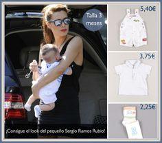 Consigue el look del pequeño Sergio Ramos por muy poco dinero