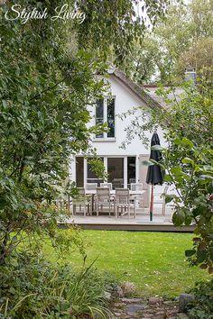 Garten Seehaus Ahrenshoop