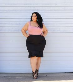 2082f8ca55024 Coco (@cocoscurvycloset) • Fotos e vídeos do Instagram Curvy Women Fashion,  Fat