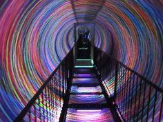 Be amazed at Edinburgh's Camera Obscura & the World of Illusion…