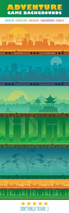 Download here: https://graphicriver.net/item/adventure-game-background/19169209?ref=KlitVogli