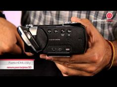 Cámara de Video Samsung HMX F90