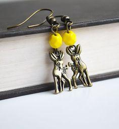 fawn earrings