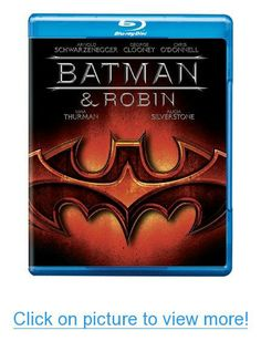 Batman $ Robin [Blu-ray] #Batman # #Robin #Blu_ray