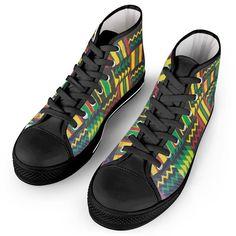 African Zig Zag Print - R999 . . . .  #africanprint #africanprints #africanwaxprint #africanprintday #africanprintsgh #africanprinttop #africanprintbag #africanprintwax #africanprinted #africanprintssa #africanprintgh #africanprintfan #africanprinttie #africanprintset #africanprintuk Contemporary Fashion, Zig Zag, African, Canvas Prints, Shoes, Zapatos, Photo Canvas Prints, Shoes Outlet, Shoe