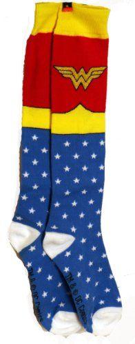 Wonder Woman Superhero Socks - must have! Wonder Woman Shoes, Dc Comics, Wonder Woman Superhero, Running Costumes, Run Disney, Gal Gadot, Sock Shoes, Girl Power, Superman